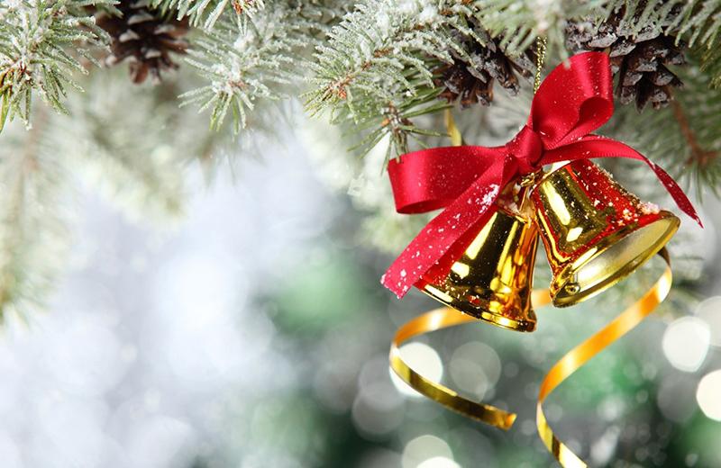 Mẹo giúp tăng may mắn trong mùa giáng sinh.