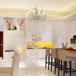 Tư vấn thiết kế nội thất phòng bếp đẹp đón năm mới 2016