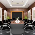 Thiết kế văn phòng hợp phong thủy giúp công ty làm ăn phát đạt