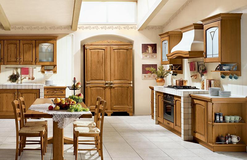 Tránh đặt bếp lên trên rãnh, mương, đường nước - Tư vấn thiết kế phòng bếp hợp phong thủy
