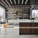 3 ý tưởng thiết kế nhà bếp đẹp sử dụng gỗ và tông màu trắng