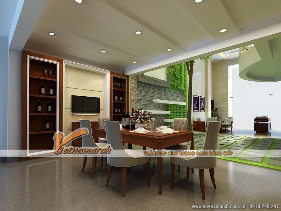 Bộ bàn ăn 6 người bằng gỗ và sofa ấm cúng cho phòng bếp