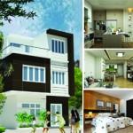 Thiết kế nhà phố 3 tầng tiện nghi cho anh Sơn – Thường Tín – Hà Nội