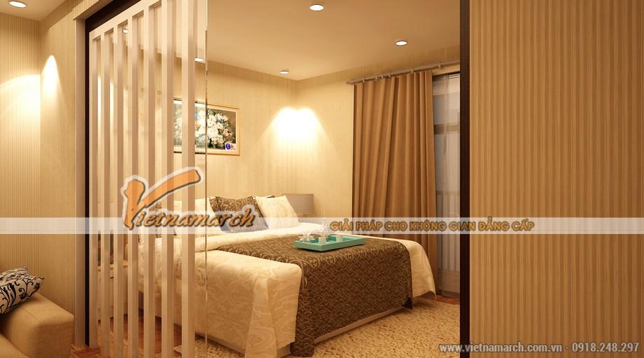Mẫu thiết kế nội thất hiện đại căn hộ 02 tòa G2 Vinhome Green Bay-07
