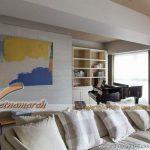 Thiết kế nội thất căn hộ Park Hill Vinhomes Times City nhà chị Hoa