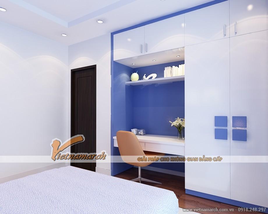Thiết kế nội thất phòng ngủ cho trẻ - Thiết kế nội thất chung cư Park Hill Times City