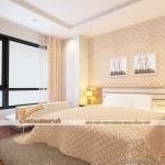 Cải tạo căn hộ 12Park 2 chung cư Park Hill Times City 2 sang 3 phòng ngủ
