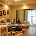 Hoàn thiện nội thất chung cư Times City, căn hộ T1.08 nhà chị Hồng