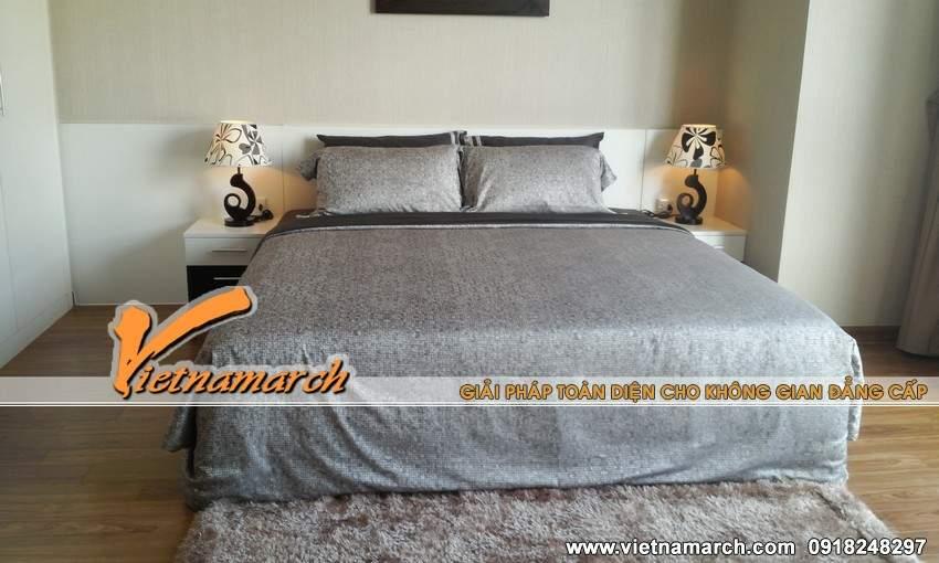 Phòng ngủ thứ 2 đơn giản mà ấm cúng
