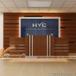 2 phương án thiết kế nội thất văn phòng tối ưu cho công ty HVC