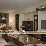 Mẫu nội thất chung cư Times City căn hộ T3.2712.A nhà chị Hòa