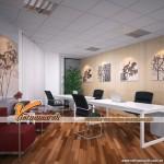Thiết kế văn phòng đẳng cấp cho công ty Nova