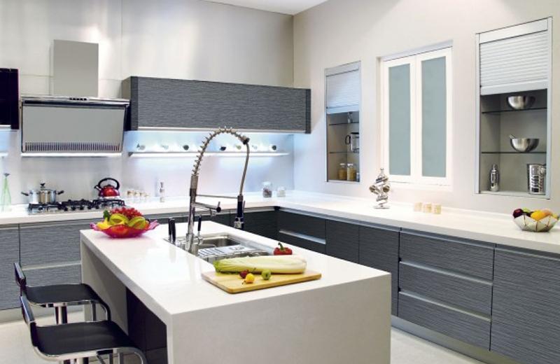 Bếp nấu cũng là một yếu tố rất quan trọng, vì mọi bệnh tật, vệ sinh đều sinh ra từ đây - tư vấn phong thủy