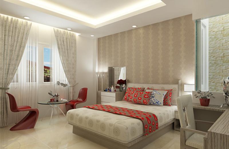 Hướng giường nên quay về hướng thuộc Thổ - tư vấn kiến trúc phong thủy