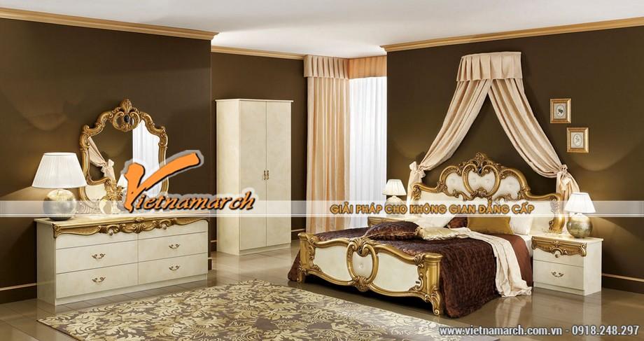 Phương án thiết kế nội thất căn hộ mẫu A2* chung cư D'. Le Pont D'or - 36 Hoàng Cầu