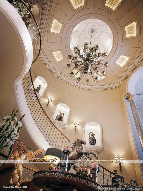 Kiến trúc mái vòm, một nét đặc trưng trong kiến trúc cổ điển