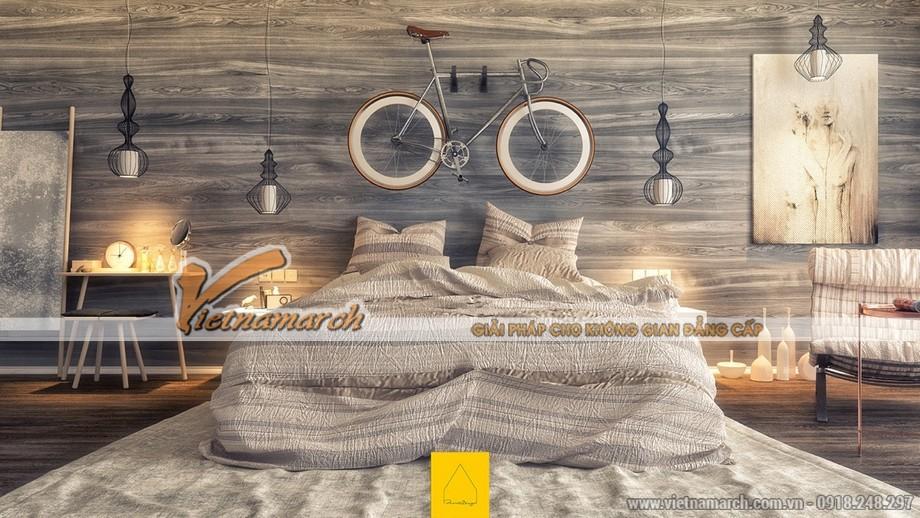 """Thanh lịch, nhẹ nhàng với phong cách """"tiểu chic"""" trong thiết kế nội thất phòng ngủ"""