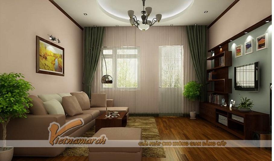 Độc đáo- sáng tạo là đặc điểm nổi bật trong Thiết kế nội thất căn mẫu chung cư Park Hill Times City