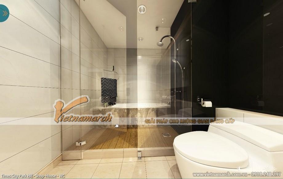 Thiết kế phòng tắm hiện đại, tinh tế-02