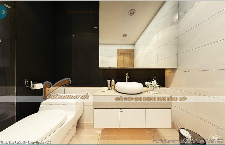 Thiết kế phòng tắm hiện đại, tinh tế-01