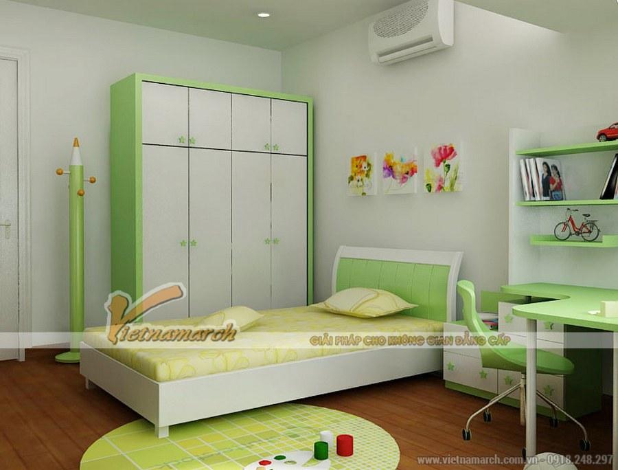 Những khối hộp đồ chơi giúp trẻ phát triển tư duy và sự sáng tạo - thiết kế nội thất phòng ngủ bé trai