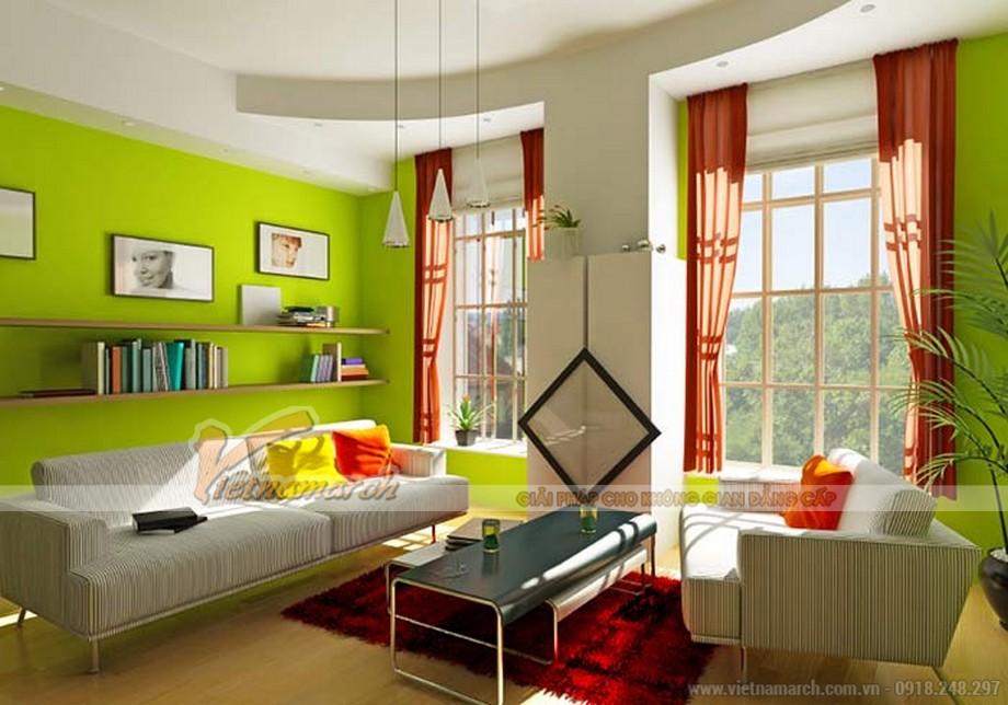 7-bi-quyet-thiet-ke-noi-that-phong-khach-nho-hep03Thiết kế nội thất với tính năng lưu trữ giúp thu hẹp diện tích phòng khách