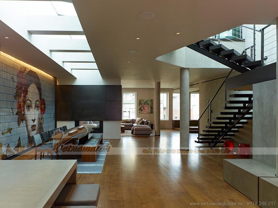 Thiết kế Penthouse ấn tượng, khác biệt tạo nên đẳng cấp riêng cho bạn