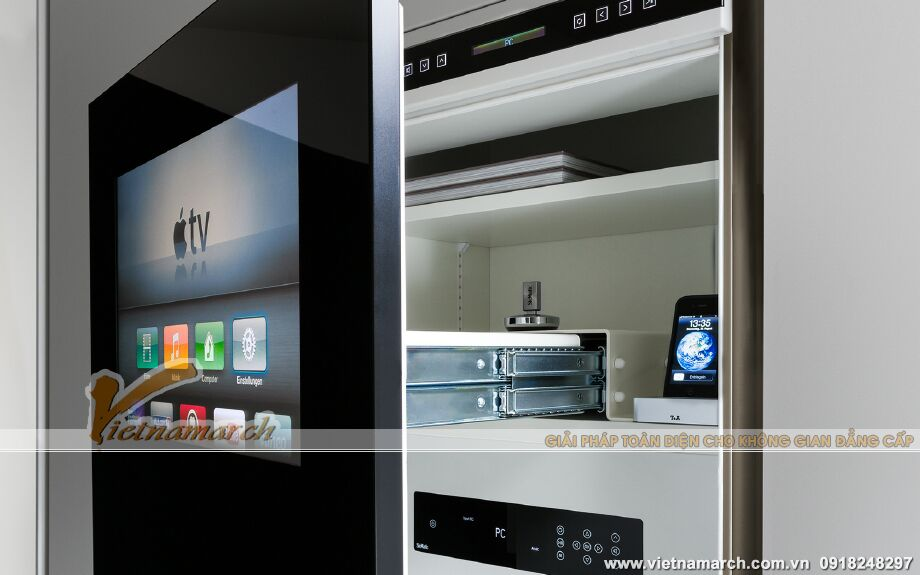 Tủ bếp S2 SieMatic
