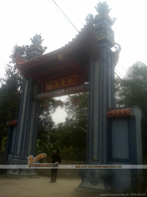 Nhà thờ họ lớn nhất tại Ninh Bình