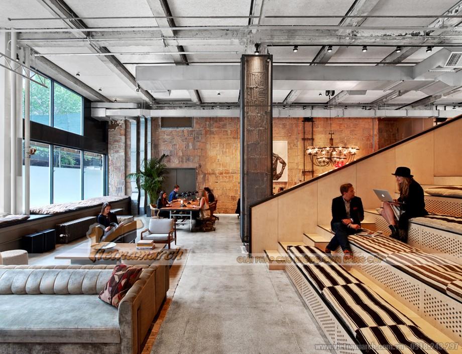 Cách điệu phòng hợp lớn trong thiết kế văn phòng