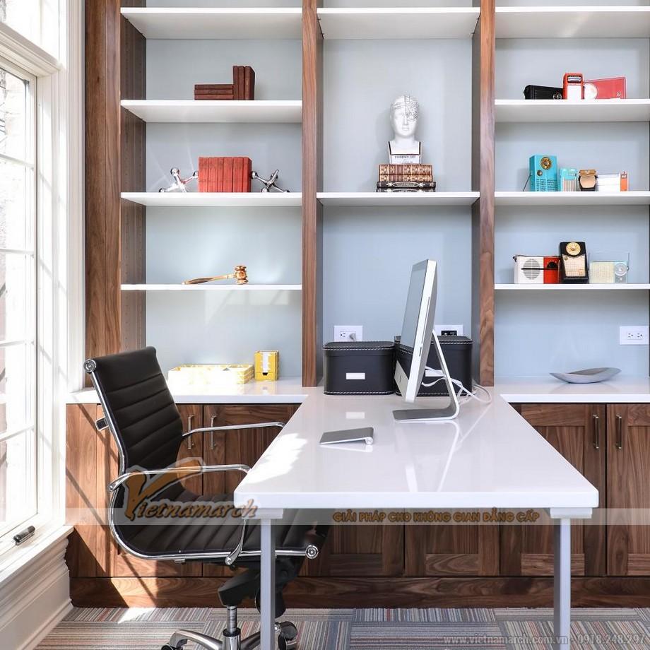 Nội thất phù hợp với không gian nhà