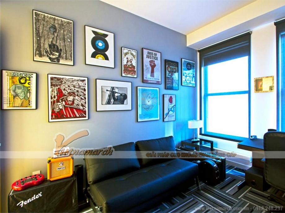 Thêm những bức tranh thú vị vào văn phòng của bạn