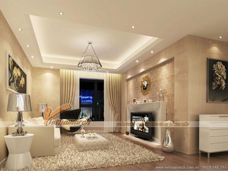 Trần thạch cao trong thiết kế nội thất
