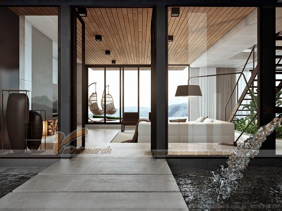 Thiết kế Penthouse đẹp hiện đại
