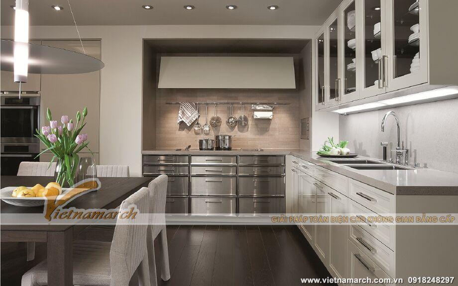 Tủ bếp BeauxArts02 SieMatic