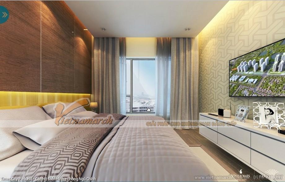 Gam màu trung tính trong thiết kế nội thất phòng ngủ