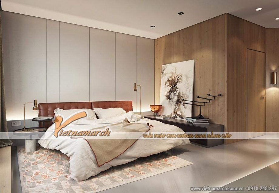 Thiết kế căn hộ Duplex chung cư Mandarin Garden
