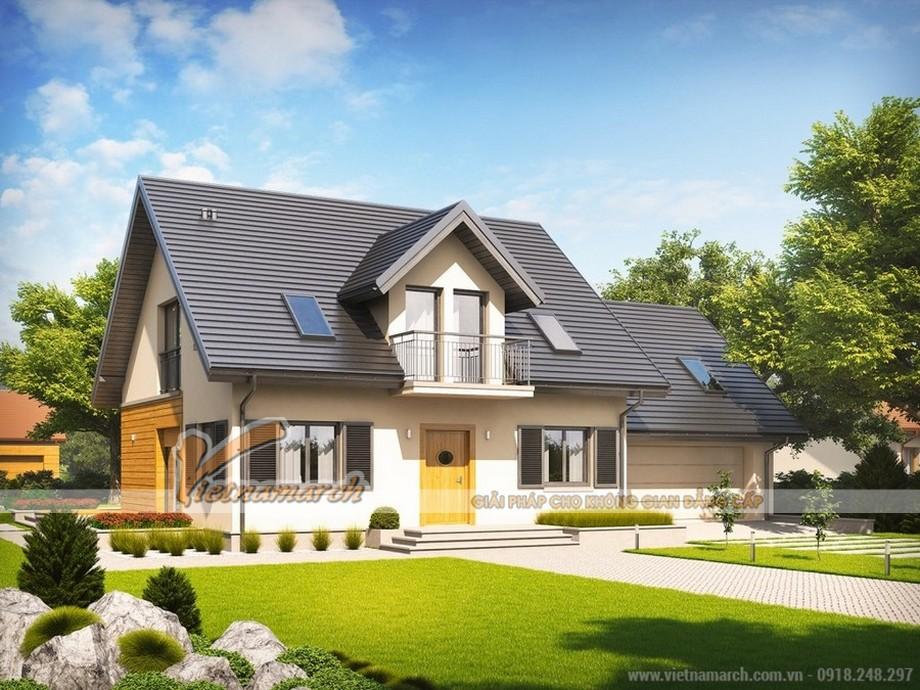 Thiet ke nha cap 4 hiện đại đang là xu hướng xây dựng nhà ở trong thế kỉ 21