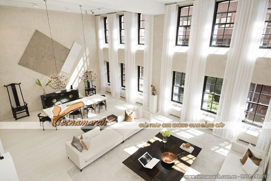 Thiết kế căn hộ Penthouse hiện đại và đẳng cấp tại chung cư Golden Place