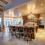 Thiết kế nhà bếp biệt thự tuyệt đẹp cho những ai yêu thích nội thất đồ gỗ