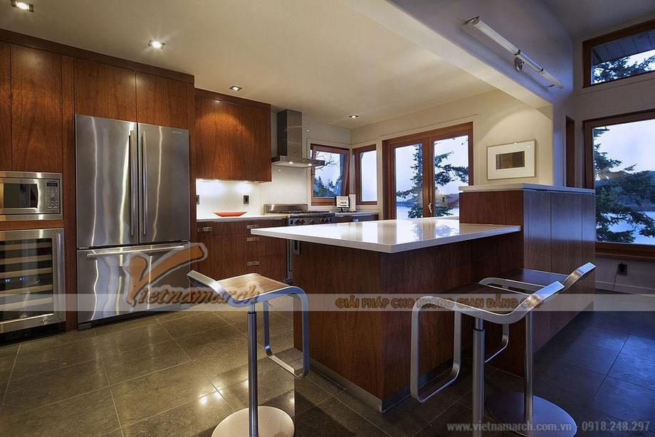 mot-so-y-tuong-thiet-ke-noi-Mẫu tủ bếp gỗ và đồ nội thất cao cấp cho nhà bếp sang trọng