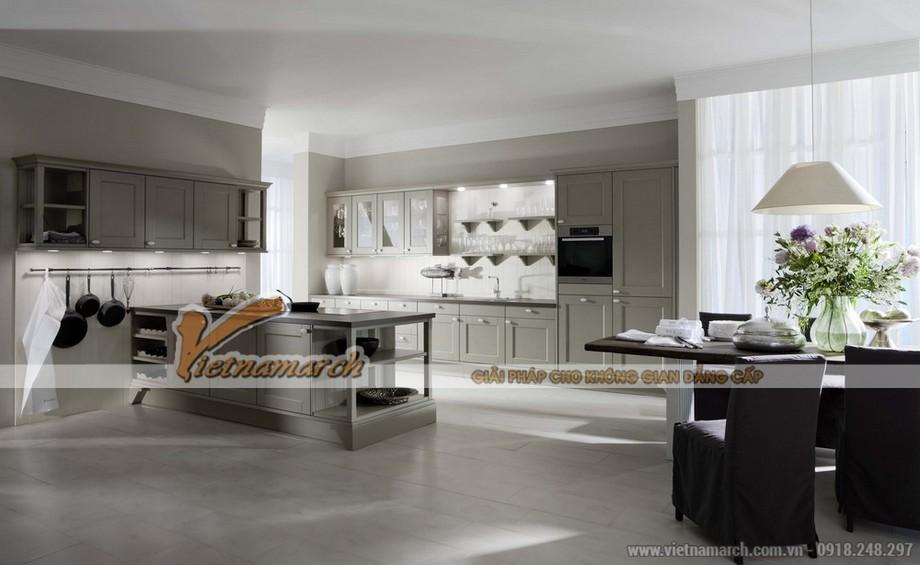 Những lưu ý cho thiết kế không gian bếp tràn ngập ánh sáng
