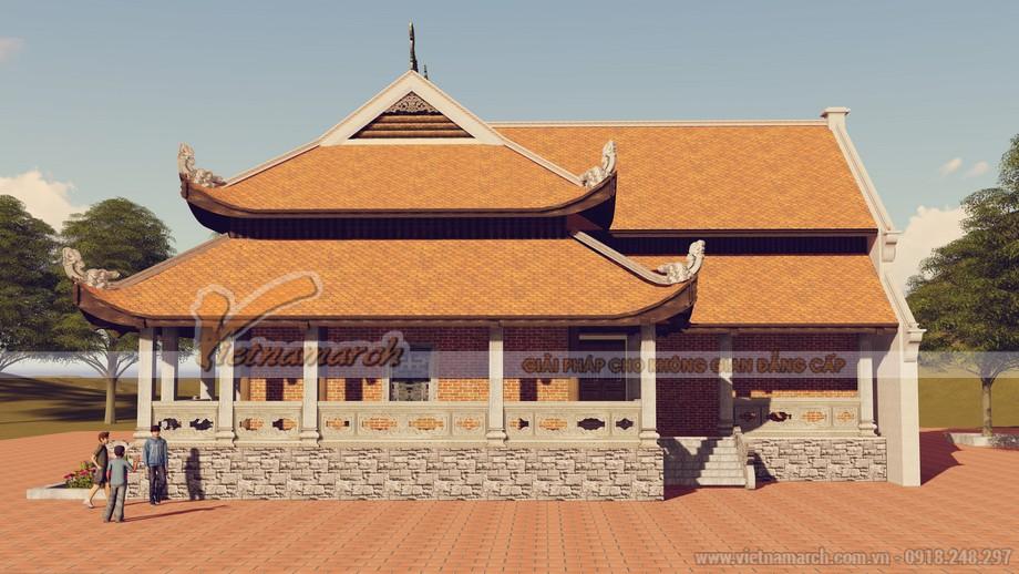 Ngoài vẻ đẹp hiện đại ngôi chùa Sùng Ngọc còn thể hiện vẻ đẹp tâm linh tâm hồn của một nơi thiêng liêng cao cả