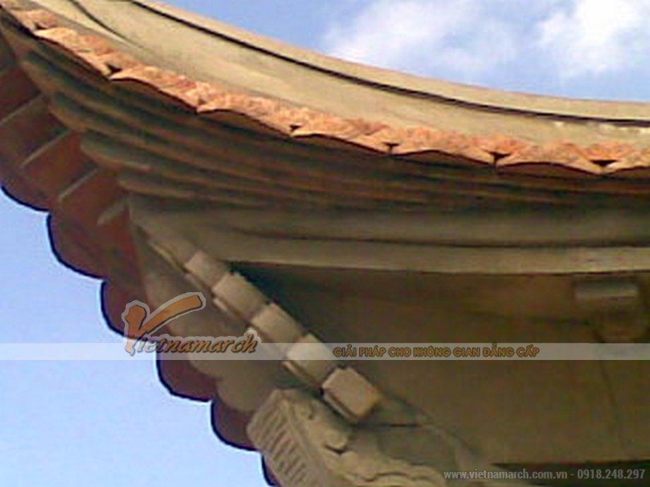 Thiết kế kiến trúc nhà thờ họ Hoàng - Hương Khê - Hà Tĩnh