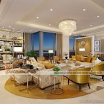 Hai phong cách độc tôn trong thiết kế căn hộ Penthouse