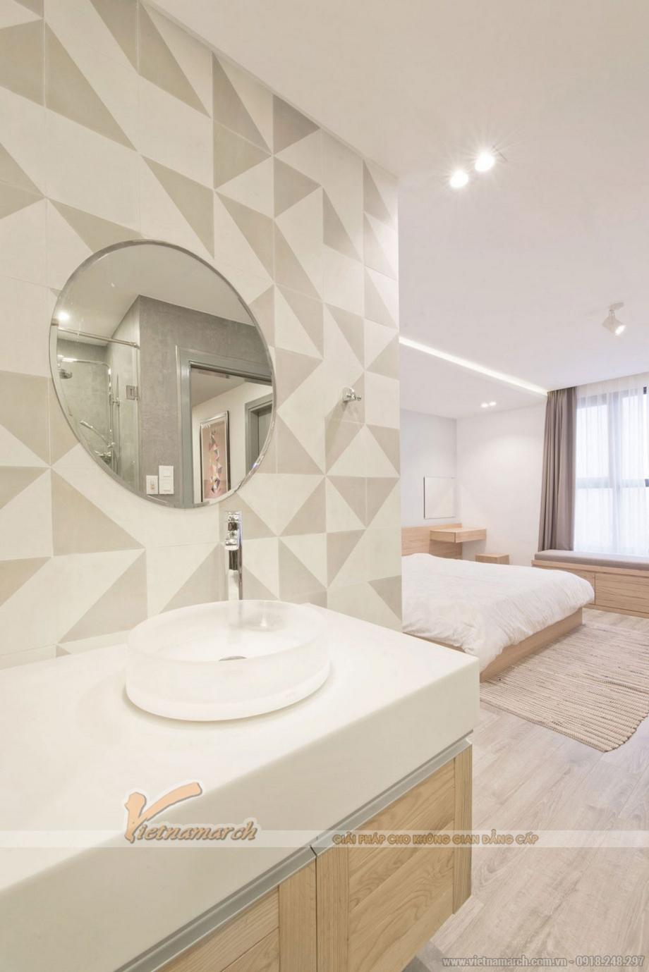Thiết kế nội thất căn hộ chung cư Park Hill