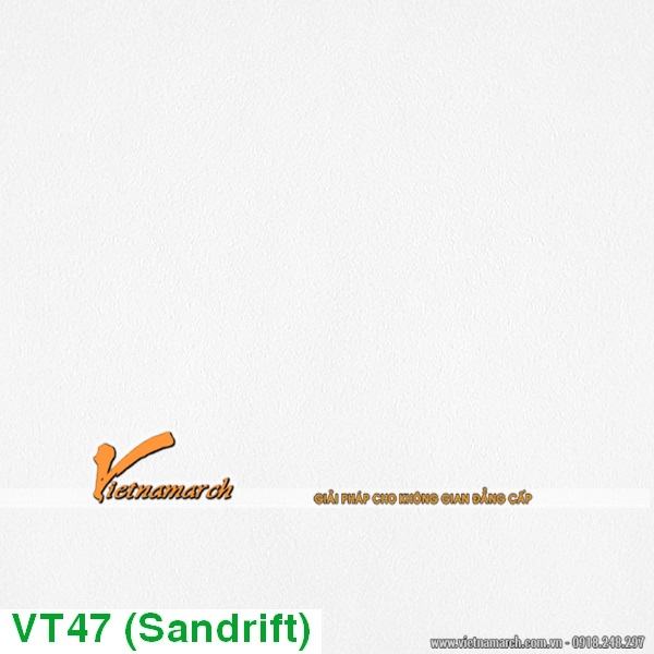 Tấm phủ PVC Sandrift VT47 vẻ đẹp hoàn mĩ cho ngôi nhà của bạn.