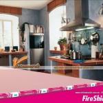 Tấm thạch cao chống cháy Knauf FireShield