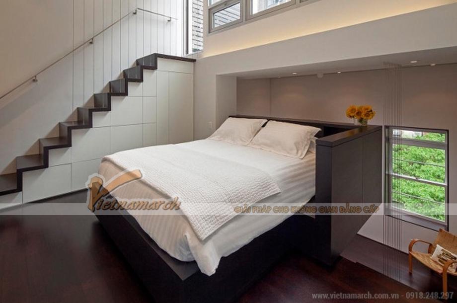 Cải tạo căn hộ thông tầng 40m2 đẹp hơn cả sự mong đợi