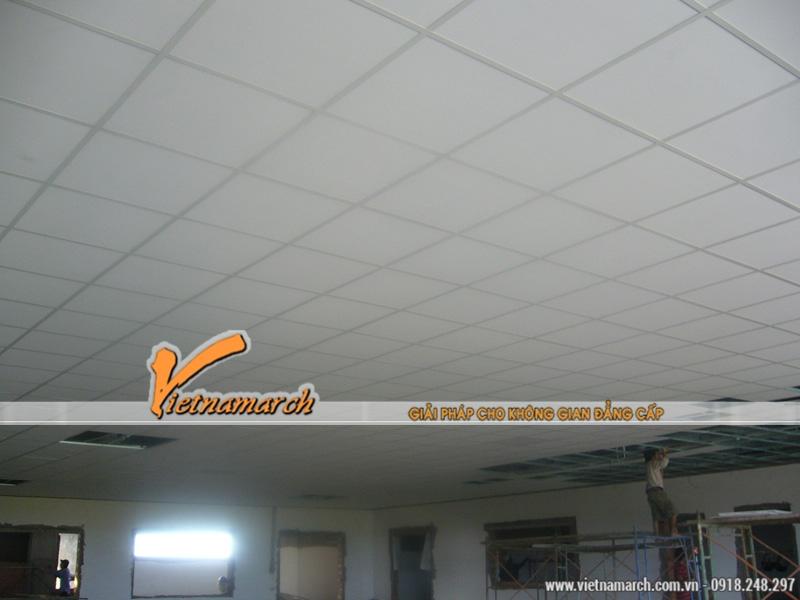 Tấm thạch cao phủ nhựa PVC VT36